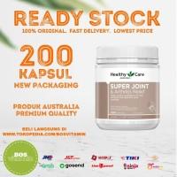 Healthy Care SUPER JOINT & Arthritis Relief 200 kapsul
