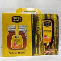 Madu al shifa 1kg free 250gr (PAKET PROMO)