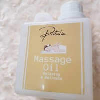 PRITALIA MASSAGE OIL RELAXING & DELICATE 500 ML