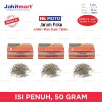 "JARUM PAKU / JARUM OFFICE PINS ""NEMOTO"" NO. 0, 1, 2"