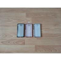 TPU Anti Crack List Chrome - Samsung Galaxy J7 Prime (G610)