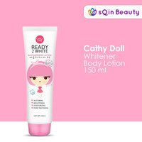 Cathy Doll Ready 2 White Body Lotion 150 Ml / Body Lotion