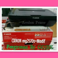 printer canon mg2570s+modif