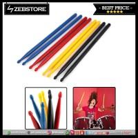 Stick Drum Nylon Lightweight Anti Slip Grip 5A Colour
