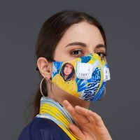 Liga Gretta Facemask With Air Valve