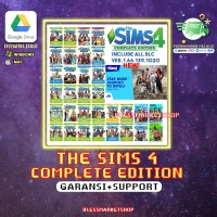 The sims 4 PC Complete Edition Full DLCs + ALL Expansion