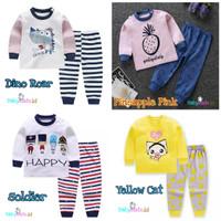 Baju Piyama - Setelan Bayi dan Anak Laki - Laki Perempuan Import (3)