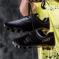 Sepatu Bola CALCI VALOR SC BLACK / GOLD