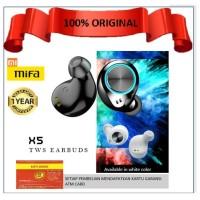 Xiaomi MiFa X5 TWS Earphone Bluetooth Headset Sport Original - Hitam
