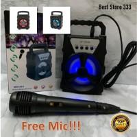 Speaker karaoke Bluetooth HF-S339 Termurah