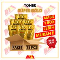( PAKET HEMAT ) TONER SUPER GOLD MCM MESIN FOTOCOPY KUALITAS TERBAIK