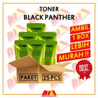 ( PAKET HEMAT ) TONER BLACK PANTHER MESIN FOTOCOPY TERLARIS TERMURAH