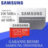 Samsung MicroSD 128GB EVO PLUS 100MB/s Micro SD Card