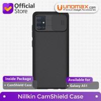 Case Samsung Galaxy A51 Nillkin CamShield - Black