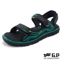 Gold Pigeon Sepatu Sandal Urban Casual Metro - G9243 - Hijau, 39