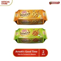 Arnott's Good Time Vita Go Coconut & Banana