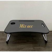 MIXIO Meja Lipat Belajar Laptop Serbaguna/Meja Laptop/ meja lipet X10