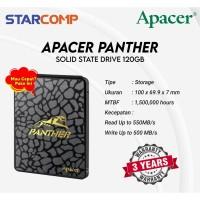 SSD Apacer Panther 120GB SATA III