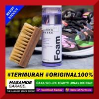 Jason Markk FOAM - 7oz (210ml) + Premium Brush Shoe Cleaner (Package)