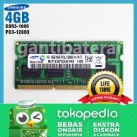 Ram Laptop Notebok Asus DDR3L 4GB PC3L-12800s 1600 Mhz Original