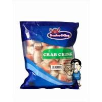 Seafood King Crab Chunk- Kamaboko 500g
