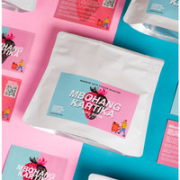 Flores Mbohang Kartika Natural (Filter Roast) - Makmur Jaya Coffee