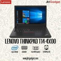 LENOVO THINKPAD T14-4X00 INTEL i5-10210U 8GB 512GB UMA 14 W10 PRO