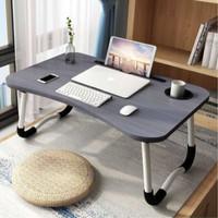 Meja Laptop Portable Lipat Serbaguna - Meja Belajar anak