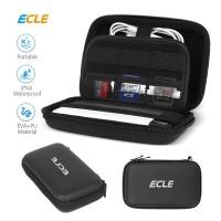 ECLE Storage Bag Tas Aksesoris Gadget Serbaguna Portable Waterproof