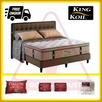 King Koil Grand Classic 200 x 200 200x200 Full Set Fullset Spring Bed