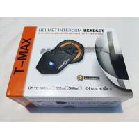 Bluetooth Intercom Helm Freedconn TMAX T-Max Universal Semua Helm