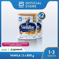 Similac GainPlus 850 g (1-3 tahun) Susu Pertumbuhan - 2 klg