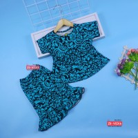 Setelan Lolly Anak uk 1-2 Tahun / Atasan Bawahan Rok Perempuan Baju - MOTIF - ROK