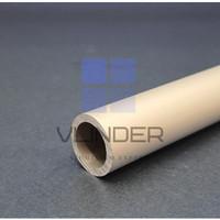 Pipa Aluminium OD 22 mm x ID 16 mm, t. 3.0 mm