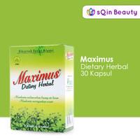 Maximus Dietary Herbal 30 Kapsul / Detox / Pencahar Alami / Pelangsing