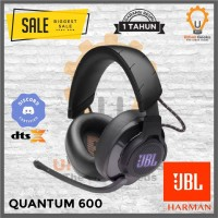 JBL Quantum 600 - Wireless Over-Ear Performance Gaming Headset