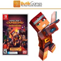 Minecraft Dungeons Hero Edition Switch Nintendo Switch