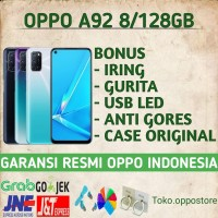 Oppo A92 8/128GB garansi resmi oppo