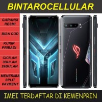 (TAM) ASUS ROG PHONE 3 5G 128GB/256GB/512GB GARANSI RESMI INDONESIA