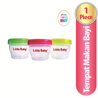 LITTLE BABY FOOD CONTAINER 120ML #03