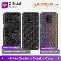 Case Xiaomi Redmi Note 9 Pro Nillkin Gradient Twinkle