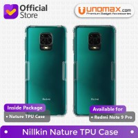 Soft Case Xiaomi Redmi Note 9 Pro Nillkin Nature TPU