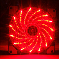FAN CASING 12CM WITH LED / FAN CASE 12 CM COLORS LAMPU