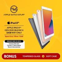Apple iPad 8 / 8th Gen 2020 10.2 Inch 32GB Wifi only BNIB - Gold