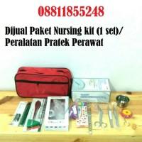 Dijual Paket Nursing kit / Peralatan Pratek Perawat