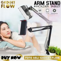 Arm Holder Tablet & HP / Smartphone Arm Stand Suspension 4 - 12.9 inch