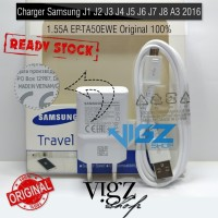 Charger Samsung J1 J2 J3 J4 J5 J6 J7 J8 1.55A EP-TA50EWE Micro USB Ori