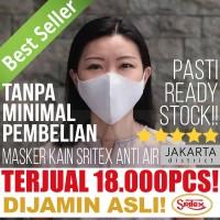 Masker Sritex Masker Kain Non Medis Asli Original Ready Stock Anti Air
