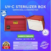 UV-C Philips Sterilizer Box (Large)