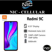 Xiaomi Redmi 9C Ram 4/64 GB RAM 4GB ROM 64GB Garansi Resmi